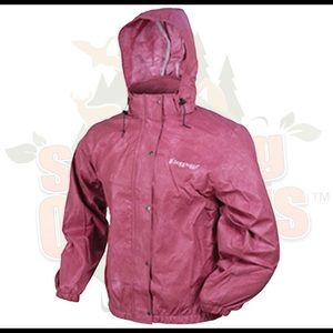 Frogg Toggs 100% Waterproof Jacket NWT Large